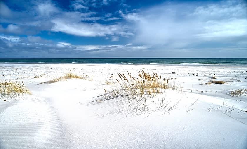 Dueodde strand - Bornholm