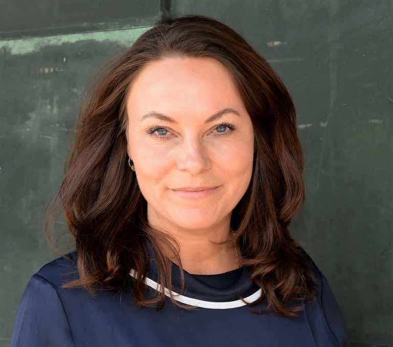 Psykolog Nina Dam Bornholm