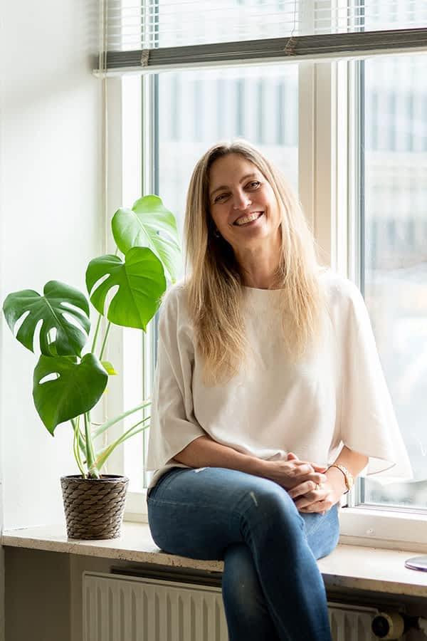 Psykolog Rikke Pristed Bornholm